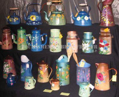 Des talents multiples aux Rencontres artisanales de Beaumont