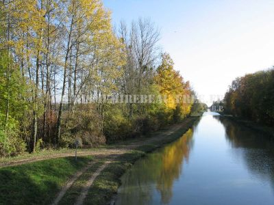 Le canal Champagne-Bourgogne