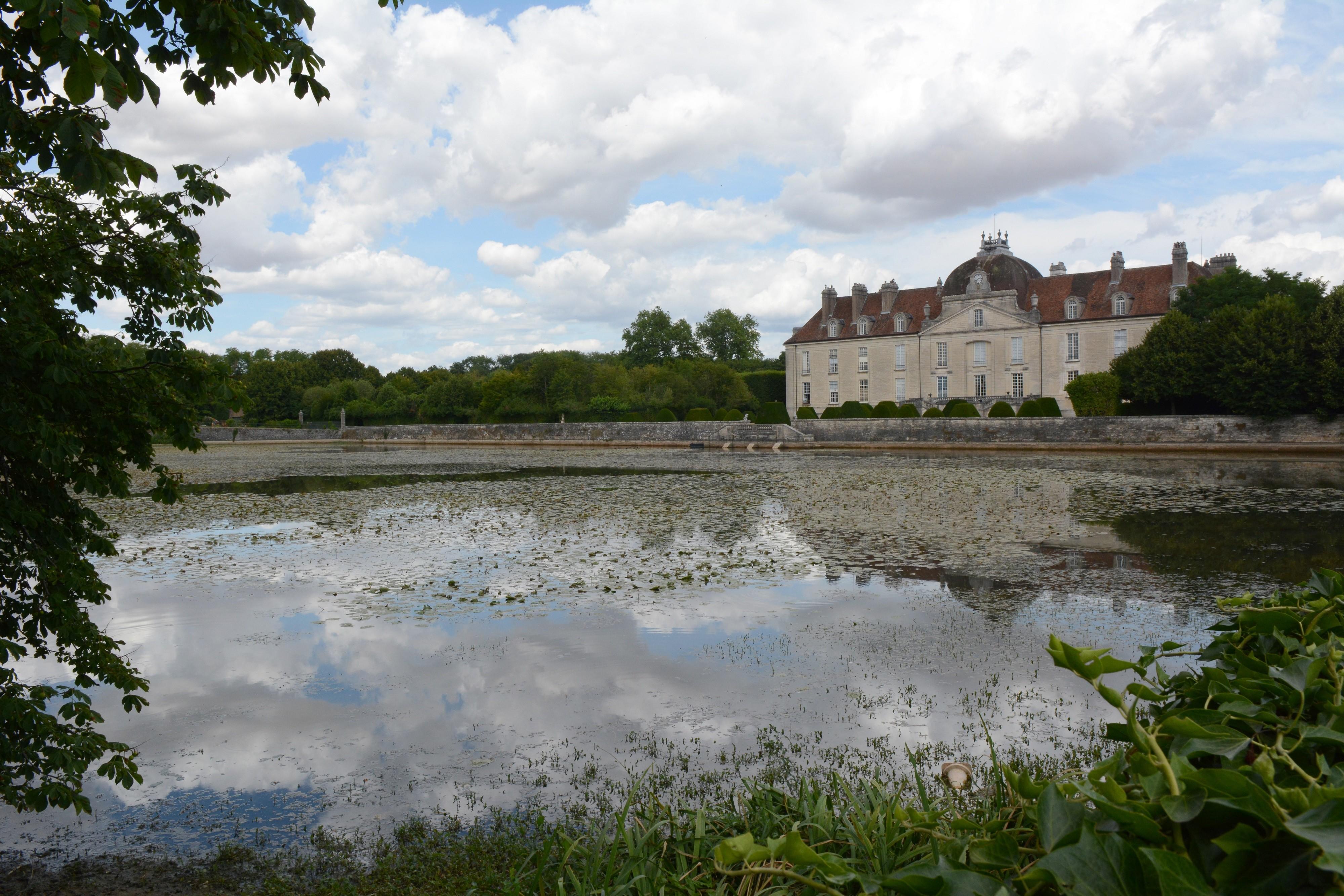 Balade touristique à Fontaine-Française