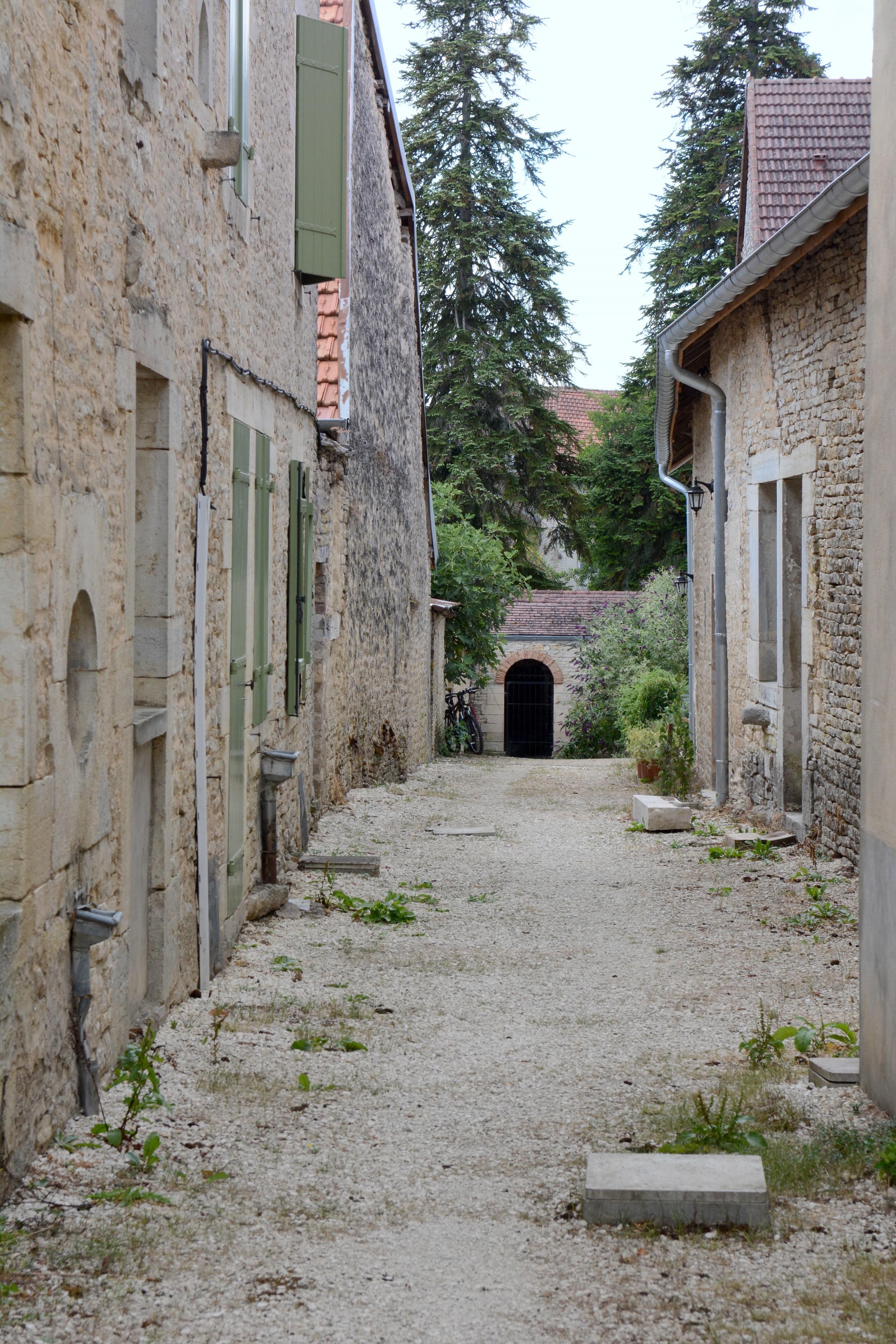 Rue de la Tour du Pin, une surprise patrimoniale vous attend, nichée dans une ruelle…