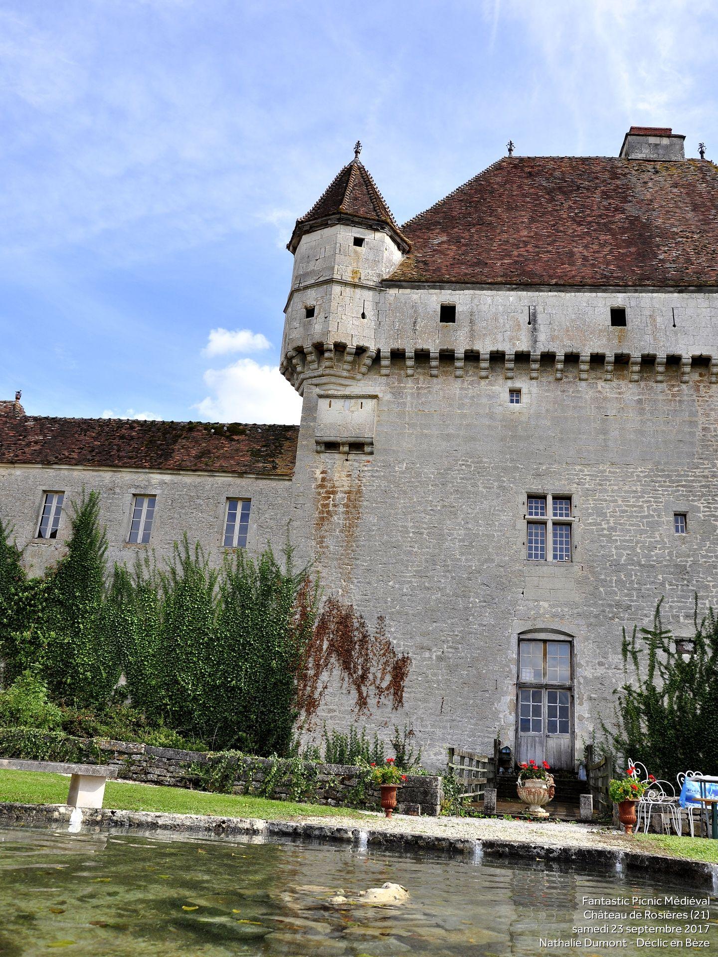 """Le lieu idéal pour un """"Fantastic Picnic"""" médiéval !"""