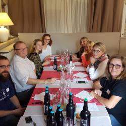 Repas au restaurant Le Relais de Bèze