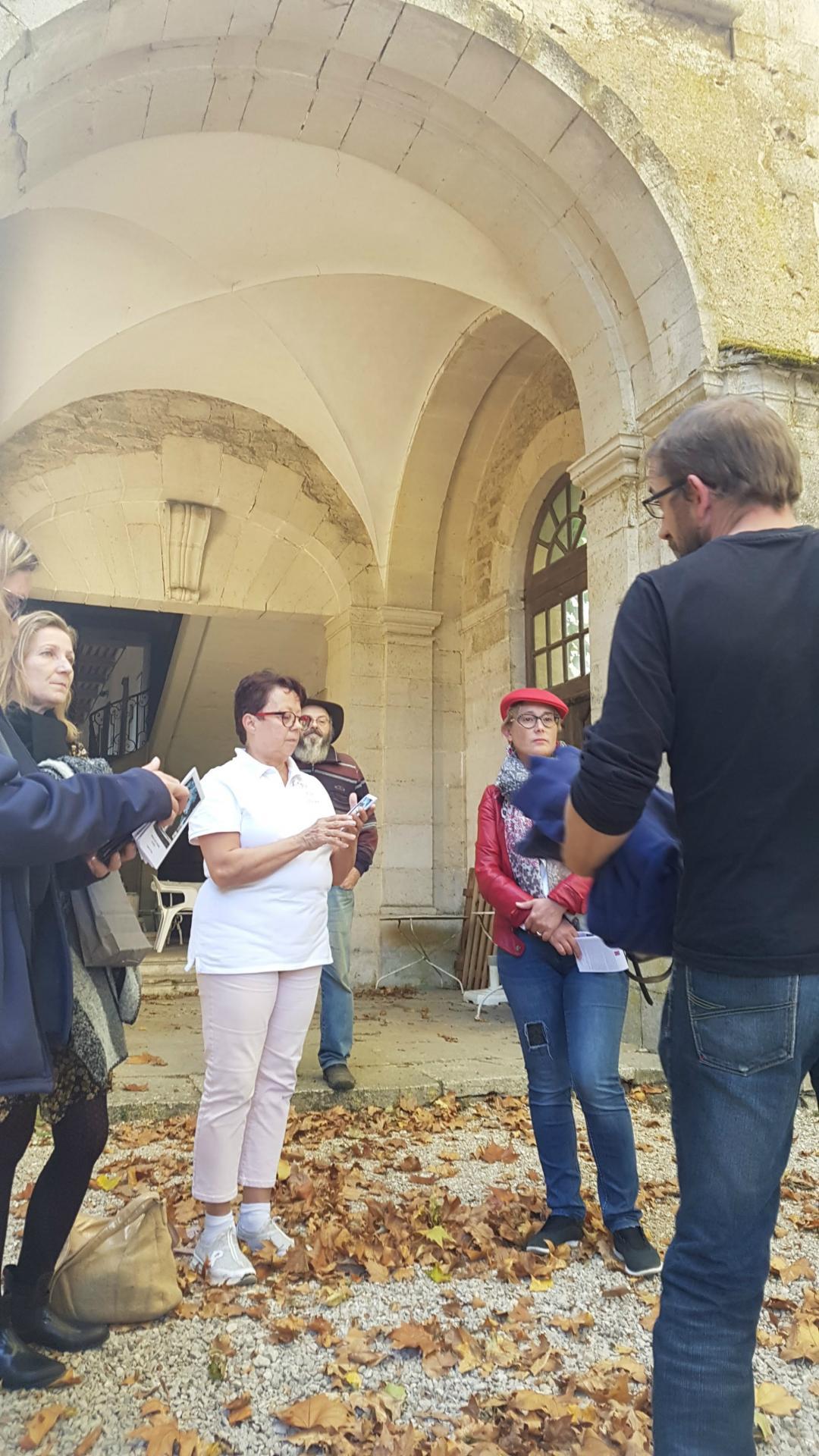 Visite guidée de l'Abbaye St Pierre de Bèze
