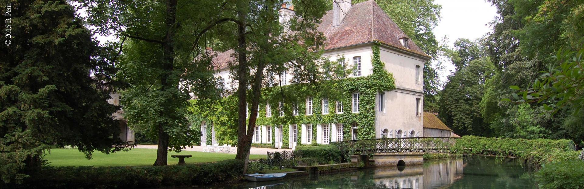 L'abbaye Saint Pierre de Bèze