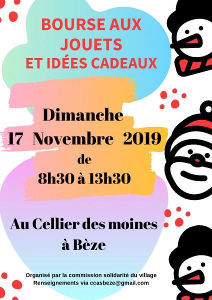 Affiche 2019 bourse aux jouets et idees cadeaux page 001