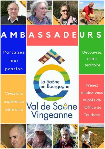 Affiche ambassadeurs territoire vvs 2018