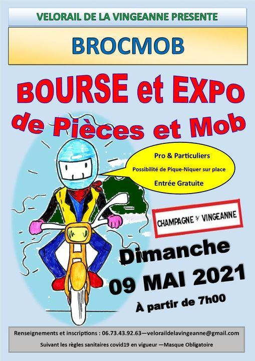 Affiche brocmob champagne 09 05 21