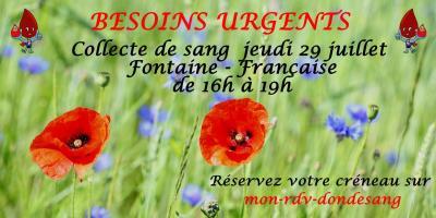 Affiche don du sang ff 29 07 21