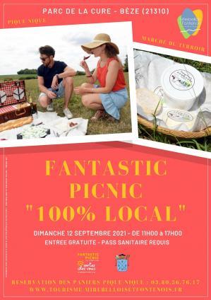 Affiche fantastic picnic 12 09 21