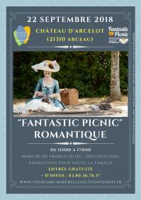 Affiche fantastic picnic 22 09 18 2