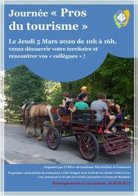Journée pros du tourisme 2020