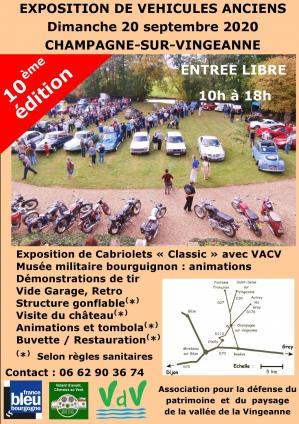 Affiche retromobile 20 09 20