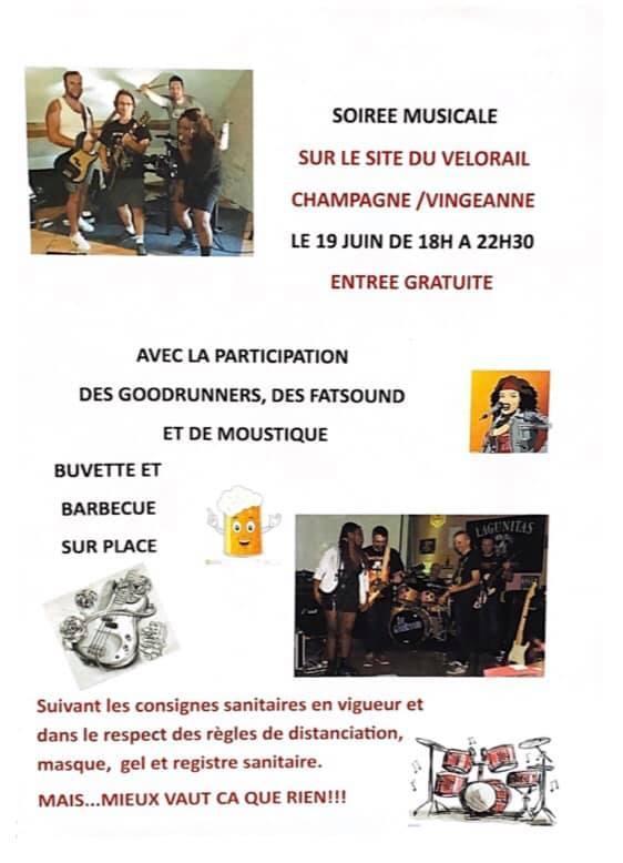 Affiche soiree musicale vrv 19 06 21
