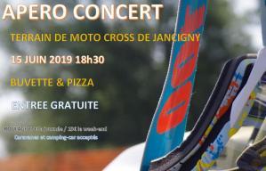 Affiche w e roulage moto club jancigny 15 06 19