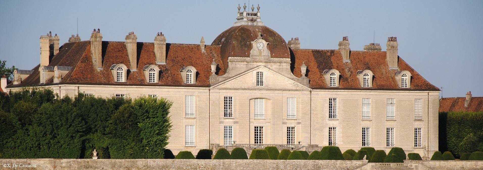 Le Château de Fontaine-Française