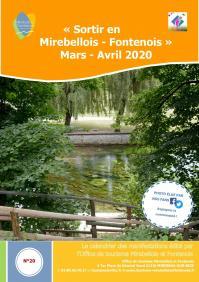 Agenda des manifestations Mars-Avril 2020