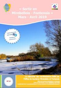 Couv agenda mars avril 19
