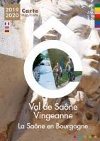 Carte Vingeanne Val de Saône 2019