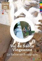 Carte touristique Val de Saône Vingeanne