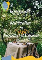 Livret hébergement et restauration en Mirebellois et Fontenois 2019
