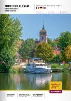 Magazine Tourisme Fluvial en Bourgogne Franche-Comté
