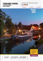 Magazine tourisme fluvial en Bourgogne Franche Comté 2019