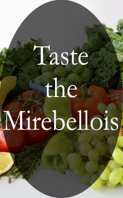 Deguster le mirebellois