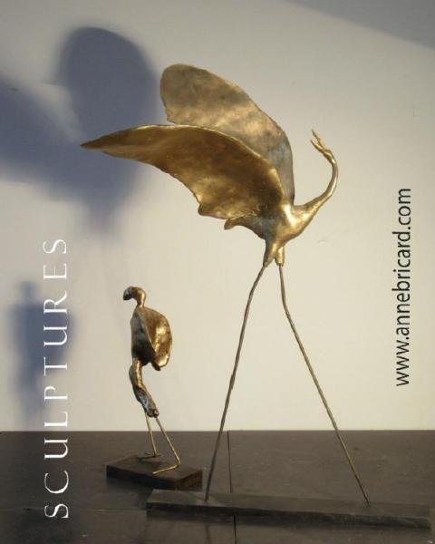 Exposition de sculptures 1