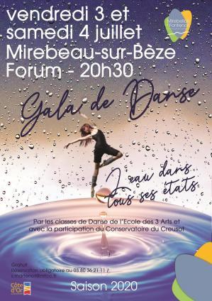 Gala de danse 2020