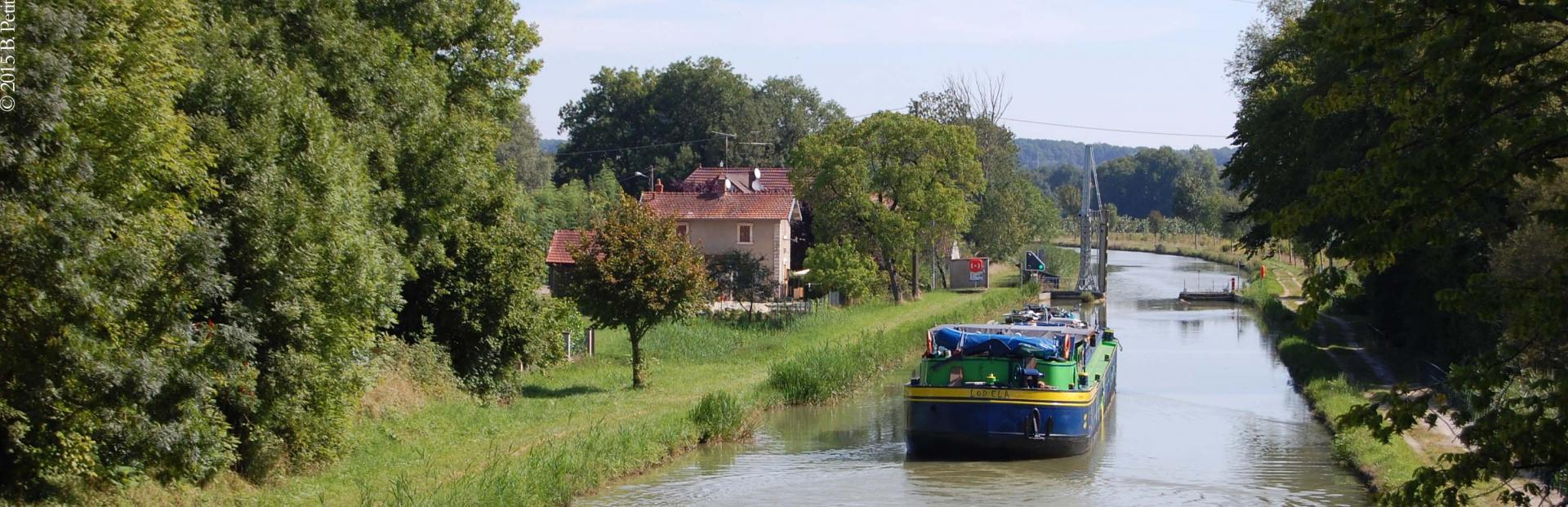 Le Mirebellois et Fontenois, un pays de terre et d'eau !