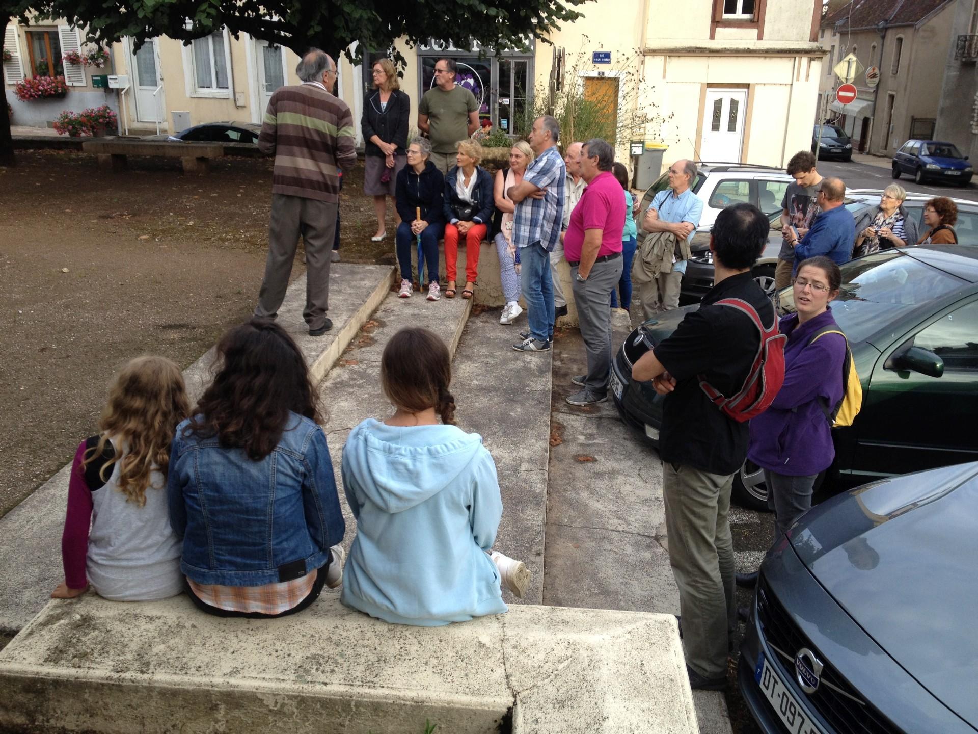 Visite guidée du Circuit du Chat Mirabel