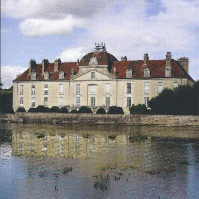 Castle of Fontaine française