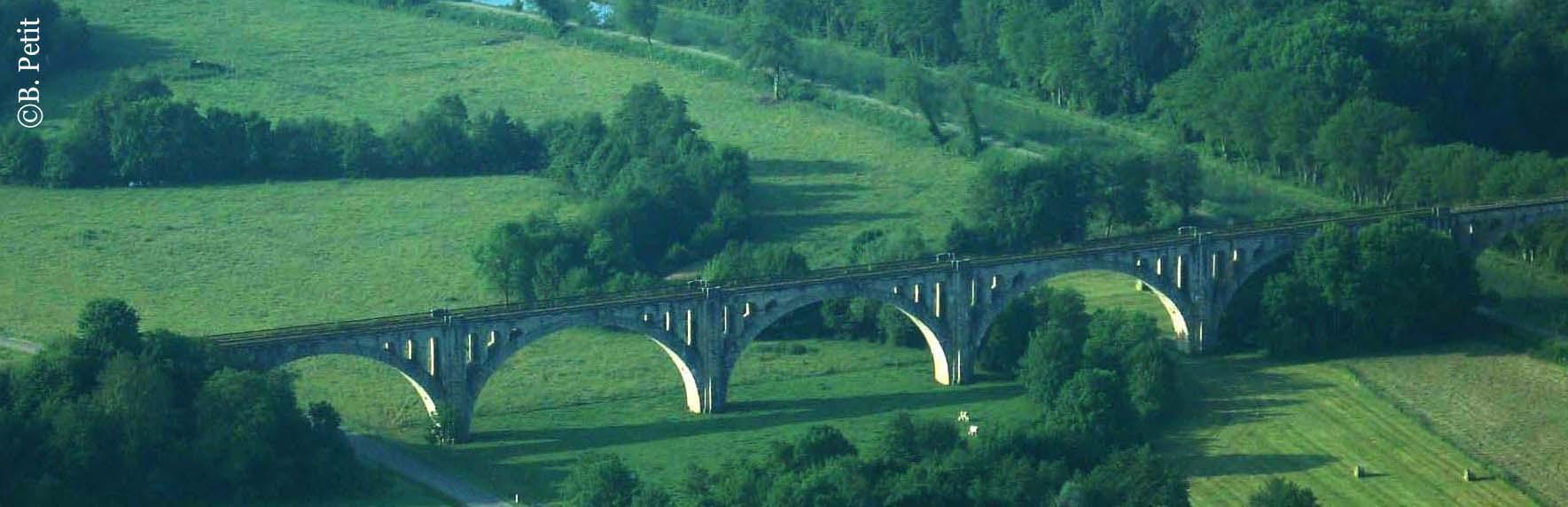 Le Viaduc d'Oisilly