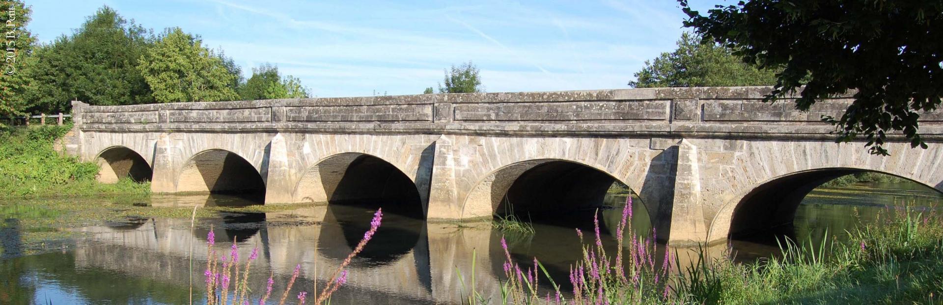 Le pont de Renève