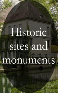 Sites et monuments historiques 1